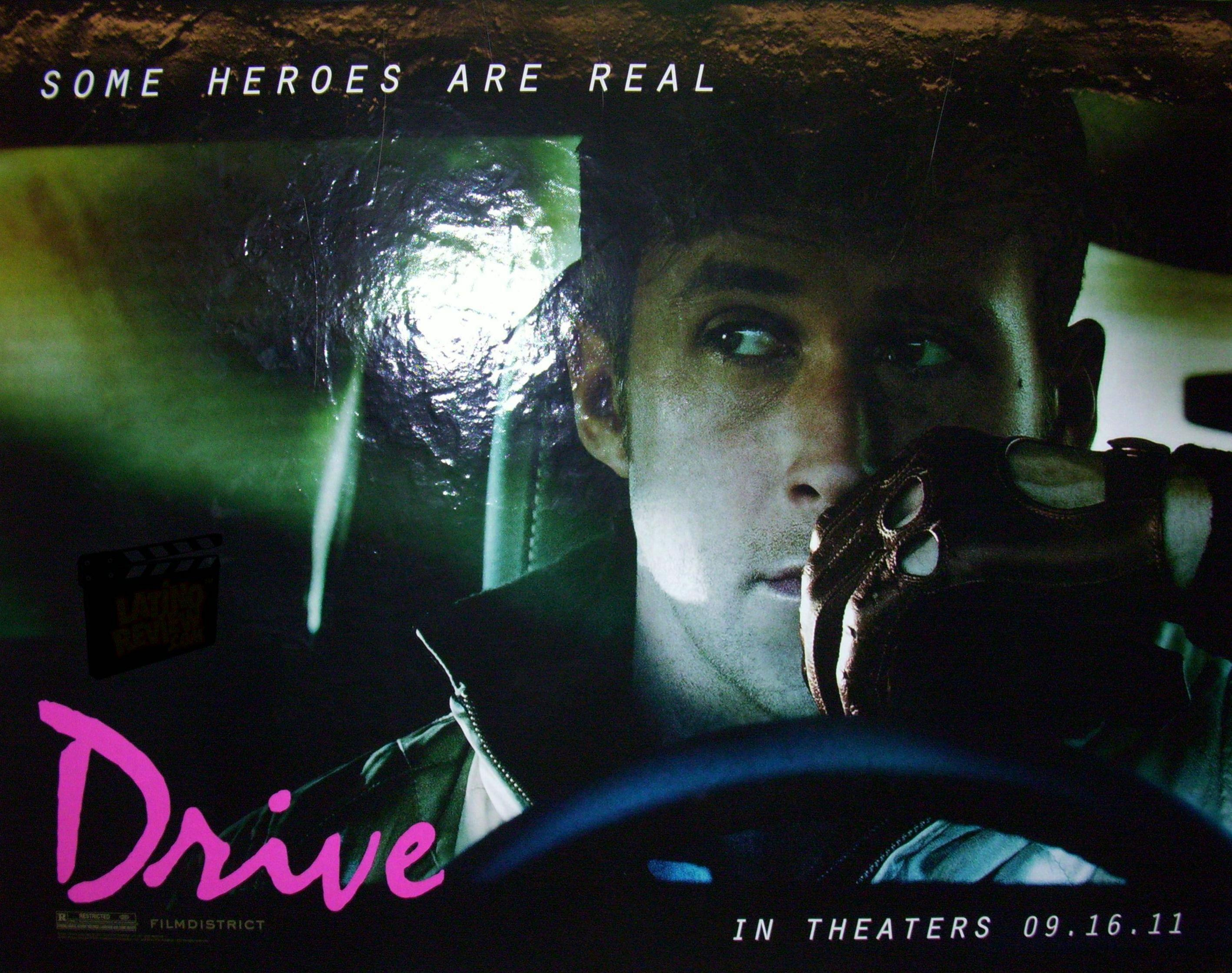 Drive: Seven New Character Posters For Nicolas Winding Refn's