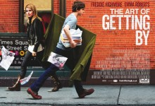 The Art of Getting by UK Poster