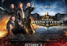 The Three Musketeers UK Poster