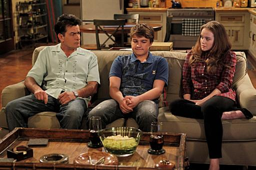 two and a half men season 8 dvd review heyuguys