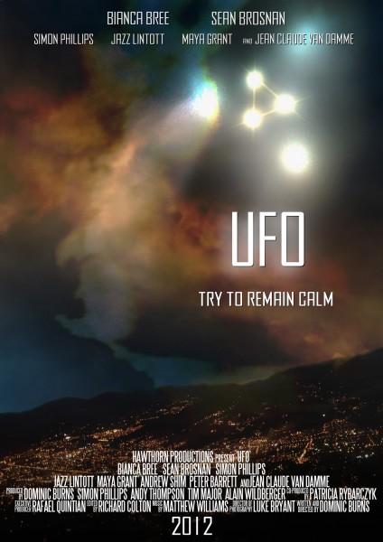 UFO:Jean Claude Van Damme