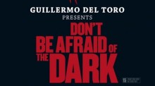 Don't Be Afraid of the Dark U.K. Poster