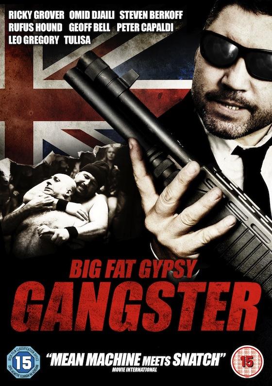 Big Fat Gypsy Gangster Cover