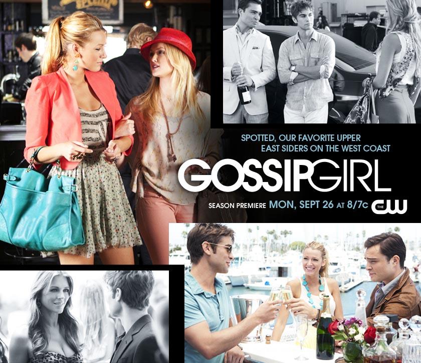 gossip girl tv show cast