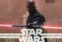 video vault the phantom menace