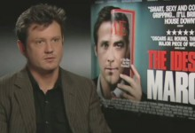Beau Willimon - The Ides of March Junket