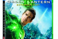 Green Lantern 3d Packshot