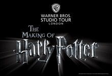 Harry Potter Studio Tour Logo