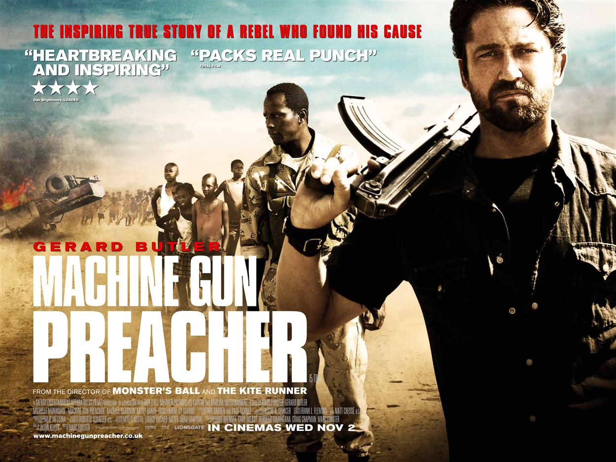 Two Exclusive Tv Spots For Machine Gun Preacher Heyuguys