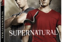 Supernatural Season 6 DVD Packshot