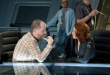 The Avengers - Scarlett and Joss