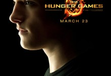 The Hunger Games Poster - Peeta