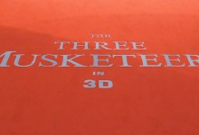 The Three Musketeers Red Carpet Logo