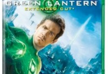 green lanern blu-ray