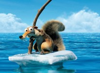 Ice Age 4 Continental Drift UK Poster