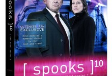 Spooks Season 10 Packshot