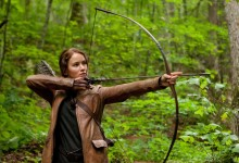The Hunger Games - Katniss Archer Still - Jenna Lawrence
