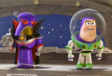 Toy Story Small Fry - Zurg & Buzz Lightyear