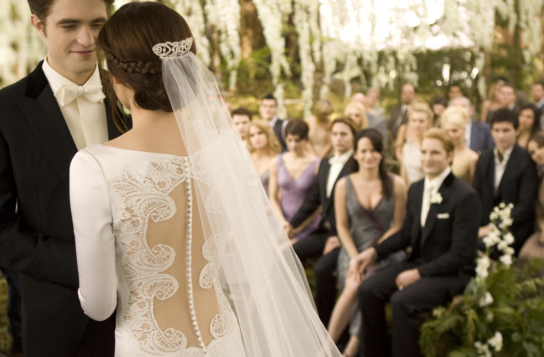 Breaking dawn abito da sposa