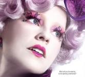 Elizabeth Banks as Effie Trinket in The Hunger Games - Capitol Colours