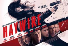 Haywire UK Poster