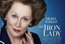 Iron Lady UK Poster