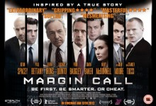 Margin Call UK Poster
