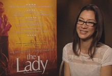 Michelle Yeoh - The Lady