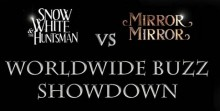 Mirror Mirror vs. Snow White and the Huntsman