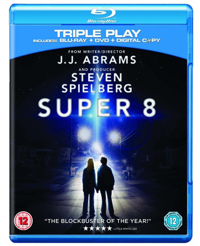 Super 8 Blu-ray Packshot