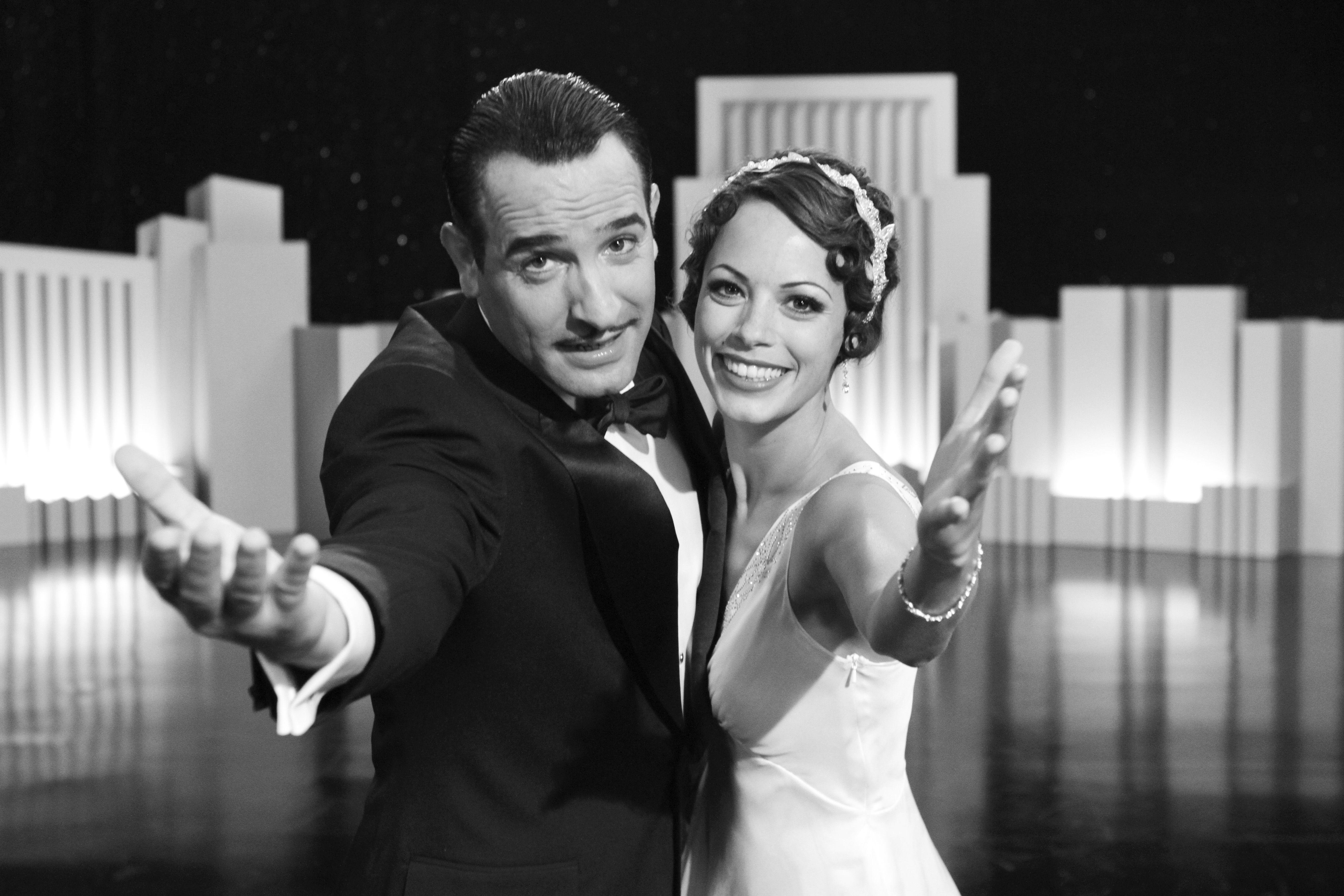 The Artist - Jean Dujardin & Bérénice Bejo