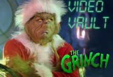 the grinch christmas video vault