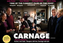 Carnage UK quad poster