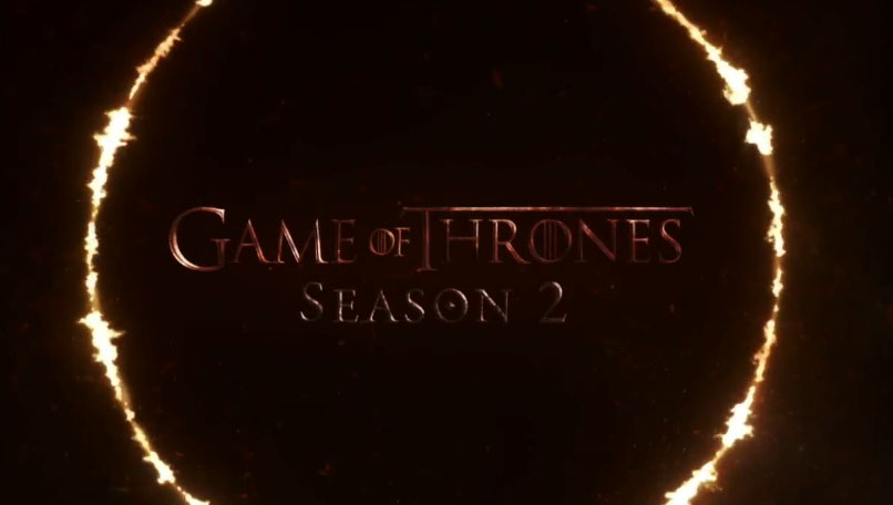 Select Season 1 on the official Game of Thrones guide to find more interviews, videos and images.