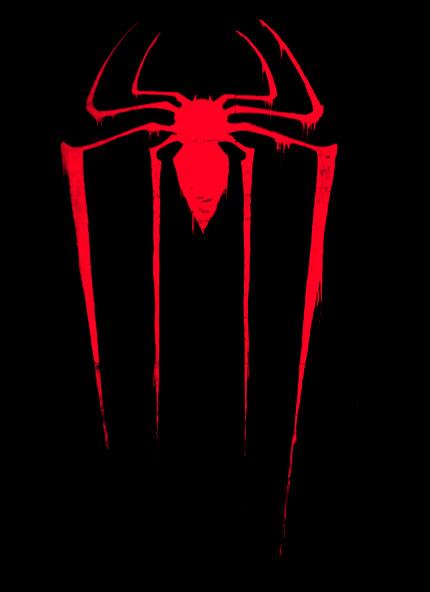 the amazing spider-man logo - heyuguys