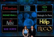 2012 Oscars Best Picture Nominees