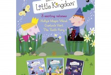 Little Kingdon DVD Packshot