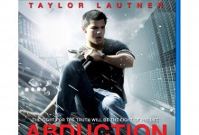 Abduction Blu-ray Packshot
