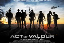 Act of Valour UK Poster