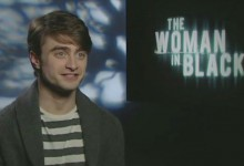 Daniel Radcliffe - The Woman in Black Junket