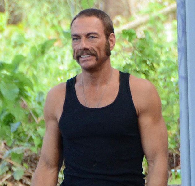 Jean Claude Van Damme Island Movie