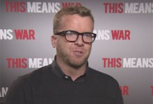 McG - This Means War Junket