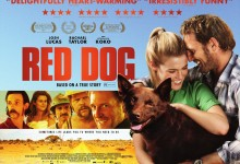 Red Dog UK Poster