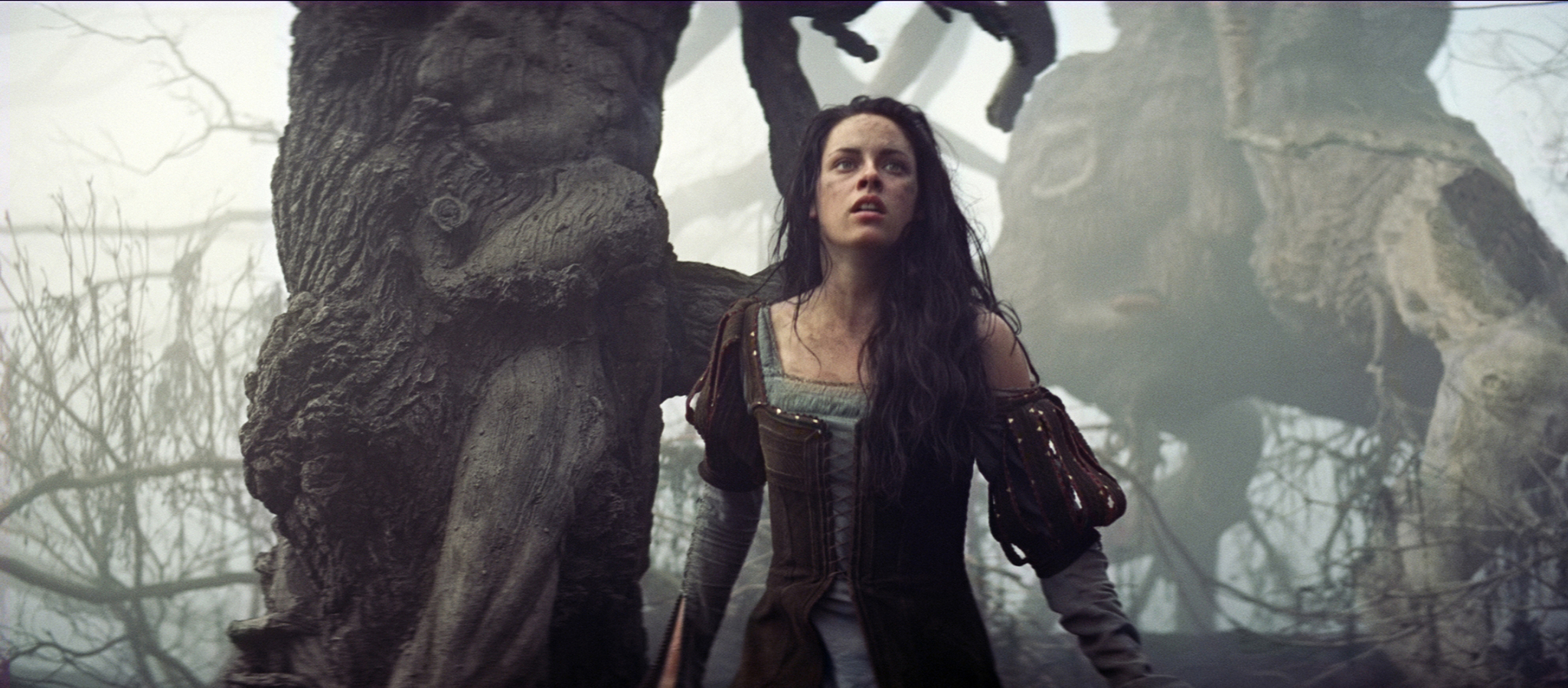 snow white and the huntsman Definitely not your average retelling of the classic snow white fairy tale, snow white and the huntsman is a dark, action-fantasy film that's based more on the.