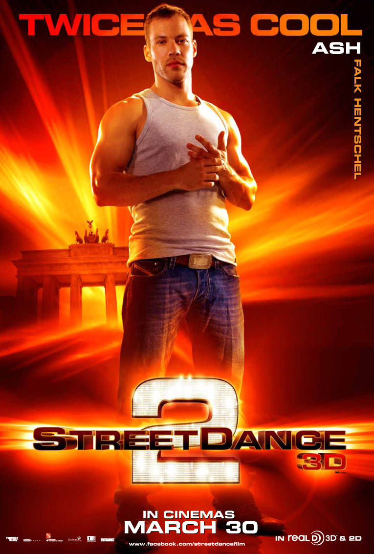Street Dance 2 Poster - Ash - HeyUGuys