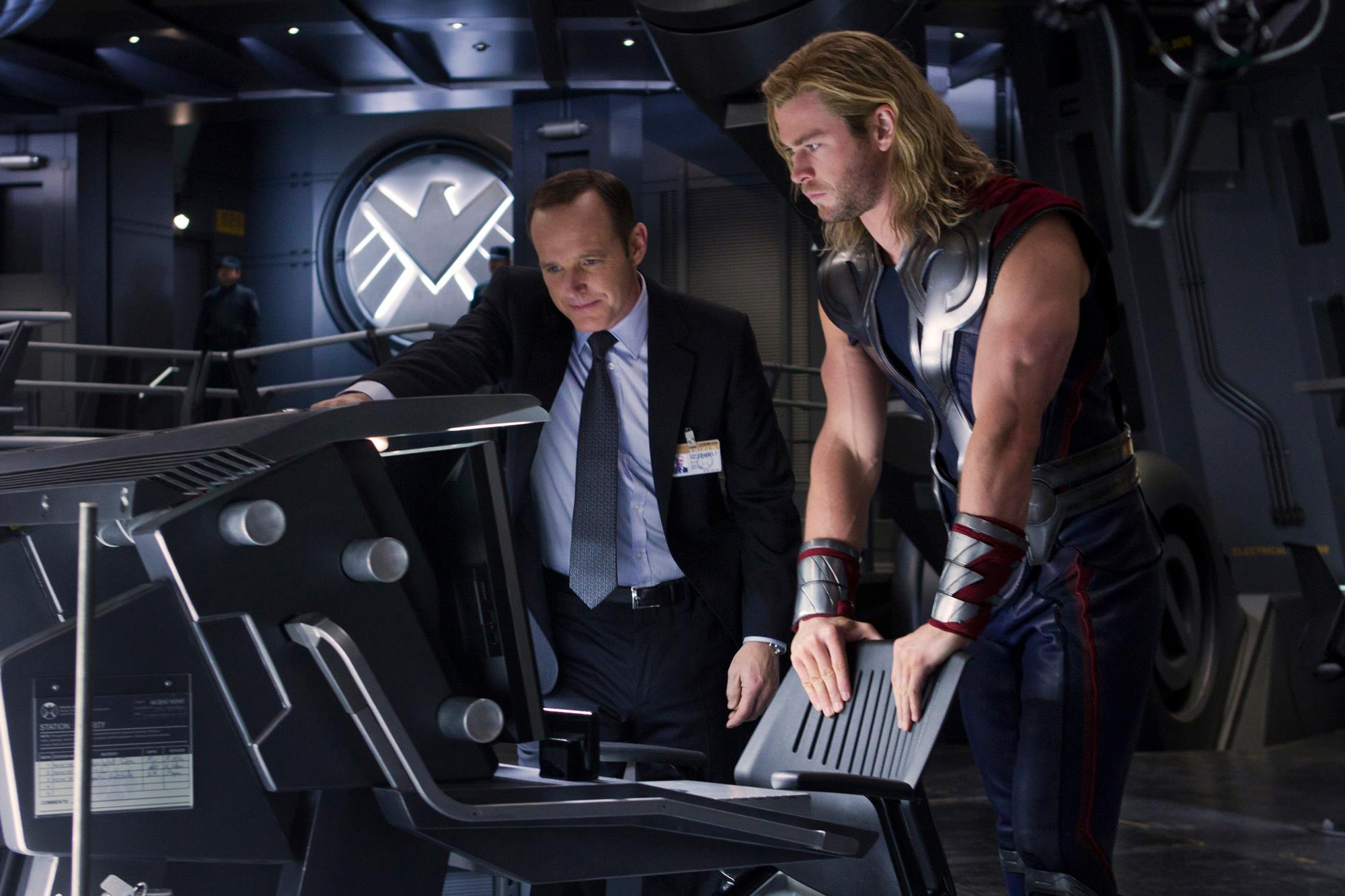 Shield Agents Avengers The Avengers Thor And Agent