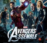 The Avengers Assemble UK Poster