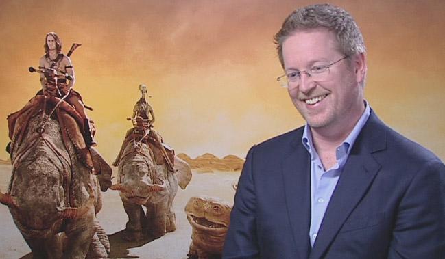Exclusive Interview - Director Andrew Stanton Talks John ...