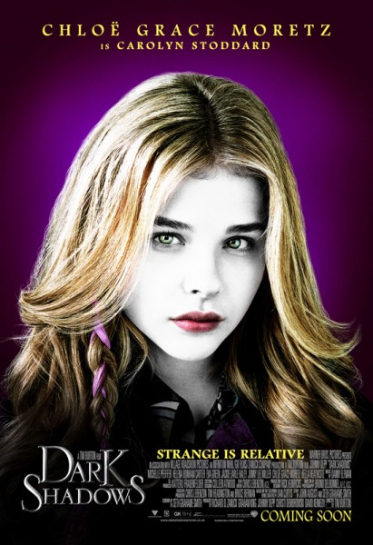 Dark Shadows poster 4
