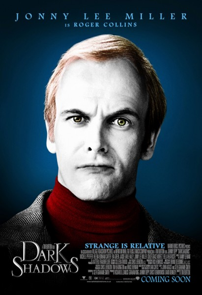 Dark Shadows poster 8